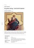 Gott beruft Propheten