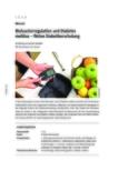 Blutzuckerregulation und Diabetes mellitus