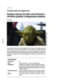 Parallelen zwischen Star-Wars und Christentum