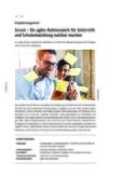 Scrum – ein agiles Rahmenwerk für Unterricht und Schulentwicklung