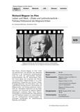 Richard Wagner im Film