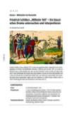"""Friedrich Schillers """"Wilhelm Tell"""""""