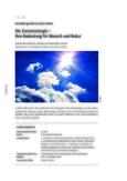 Die Sonnenenergie