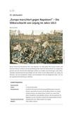 Europa marschiert gegen Napoleon