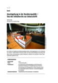 Gesetzgebung in der Bundesrepublik