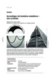 Eine Lerntheke zum Modellieren von Kurvenbögen