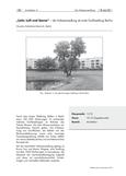 Die Hufeisensiedlung als erste Großsiedlung Berlins