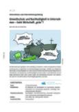 Umweltschutz und Nachhaltigkeit in Unternehmen