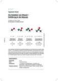 Die Oxidation von Ethanol